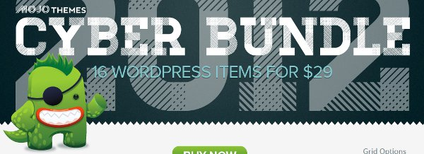 16 WordPress Themes für 29 Dollar