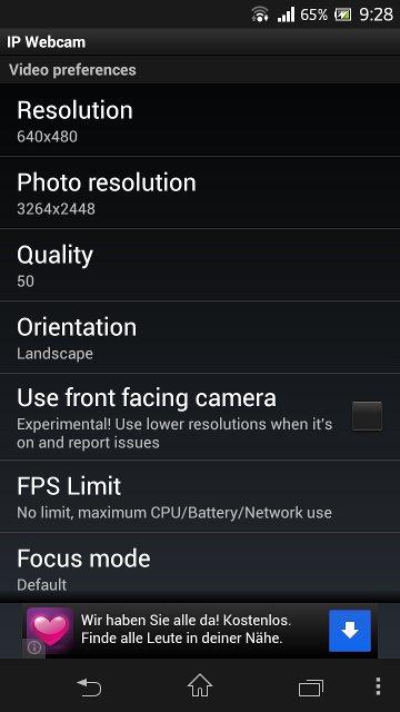IP Cam 1