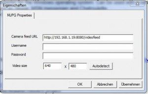 IP Camera Adapter