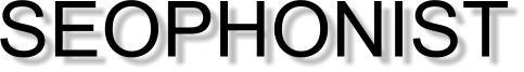 Logo Seophonist Text als Grafik