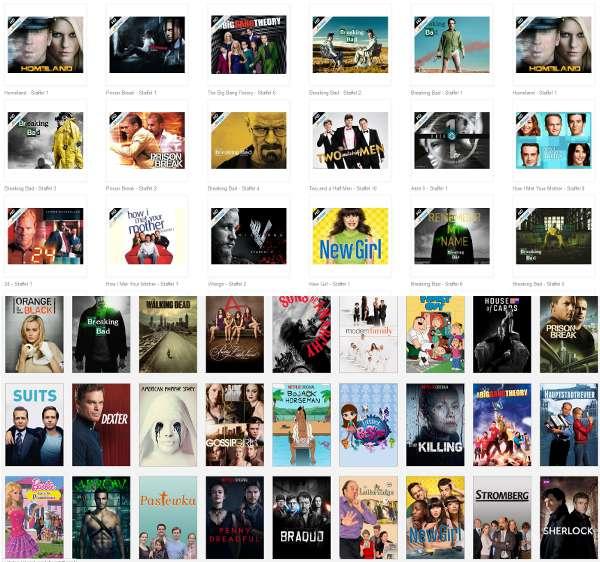 Netflix- Amazon Filmauswahl