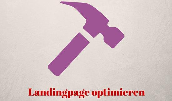 Landingpage optimieren