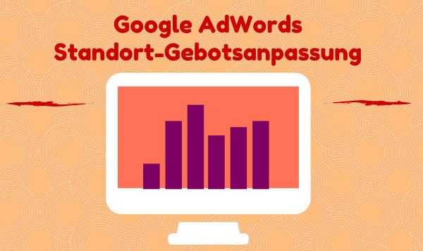 AdWords Gebotsanpassung
