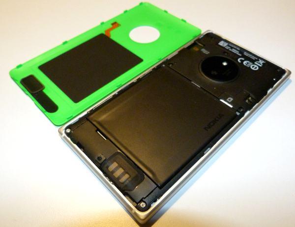 Lumia 830 Innenleben
