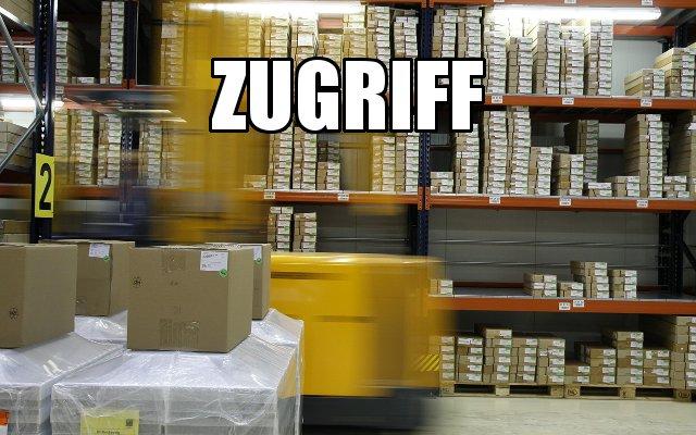 Amazon API Zugriff