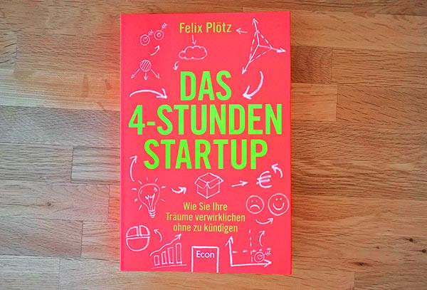 Das 4-Stunden-Startup Buchrezension