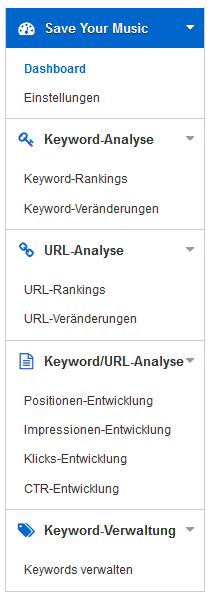 PageRangers-Search Console