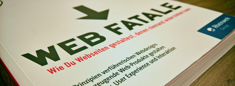 Buchrezension Web Fatale