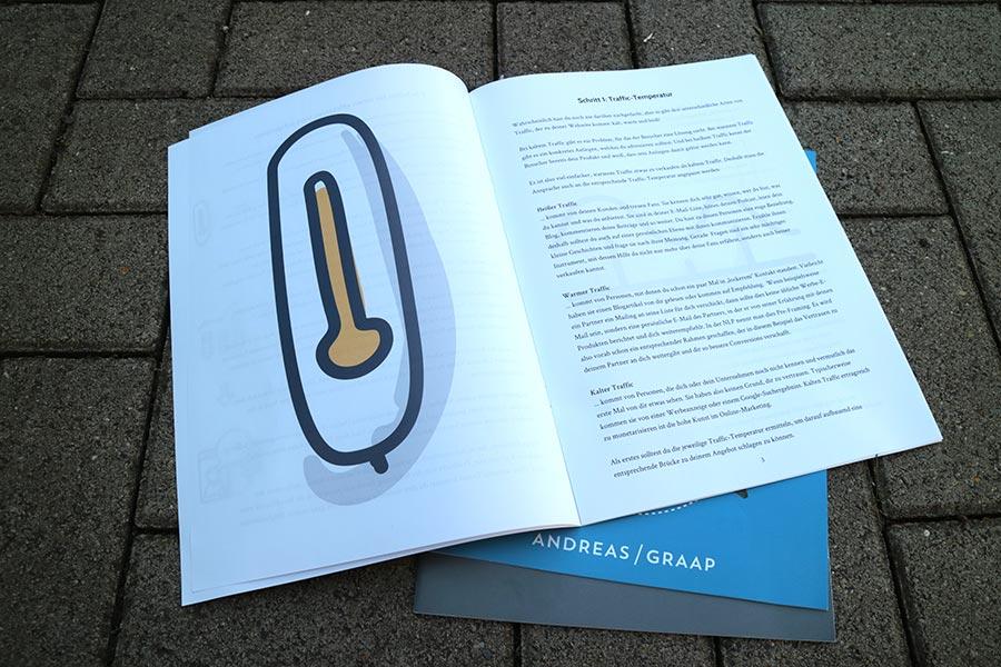 Broschüre 7 Schritte Verkaufsprozess