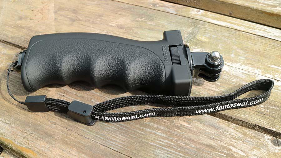 Fantaseal Pistolengriff GoPro Halterung