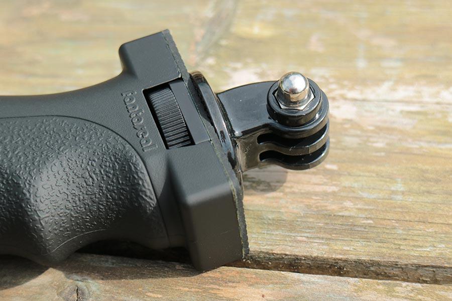 Pistolengriff Drehrad
