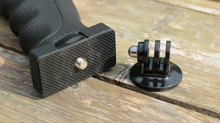 Pistolengriff Halterung