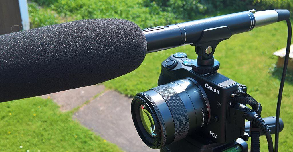 Artikelbild- Richtmikrofon
