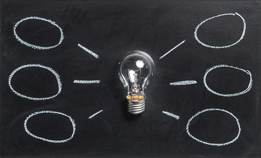 Brainstorming Ideen finden