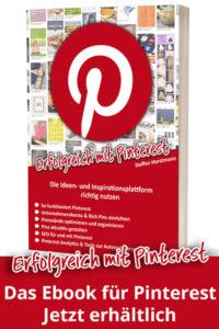 Erfolgreich mit Pinterest – Das Ebook