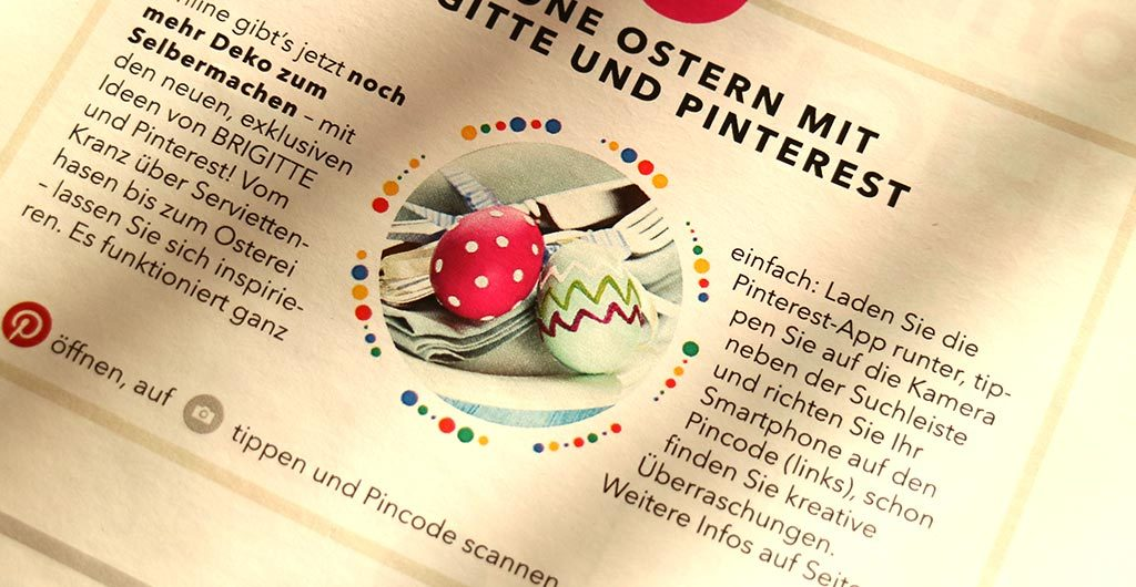 Artikelbild Pinterest Pincodes