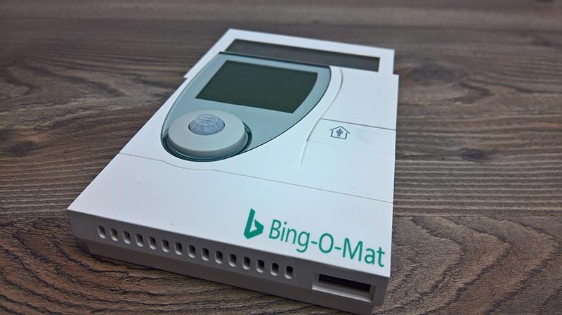 Bing-O-Mat Detailaufnahme
