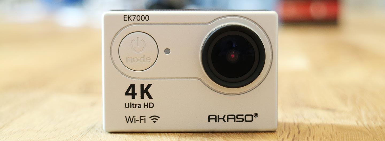 Artikelbild Akaso EK7000 Test