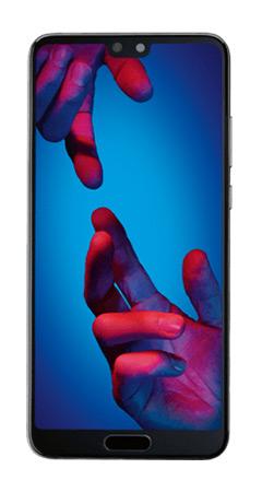 Huawei P20 Vorderseite