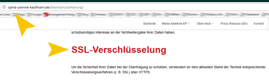 SSL Fail EU