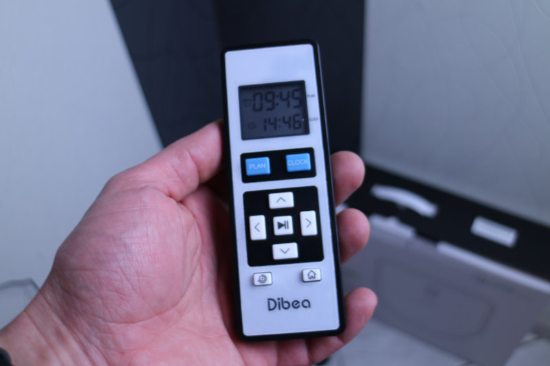 Dibea D960 Fernbedienung