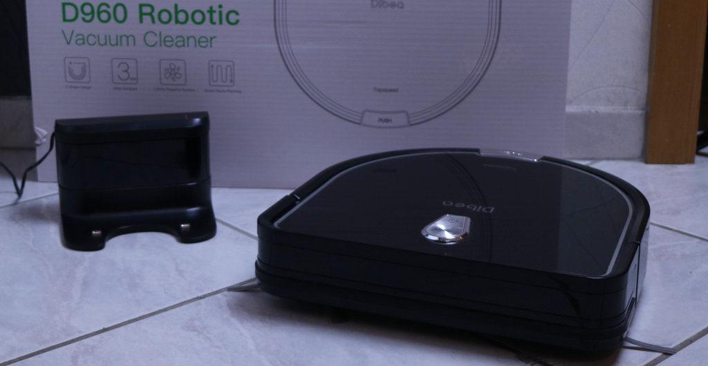 Artikelbild Dibea D960 Test