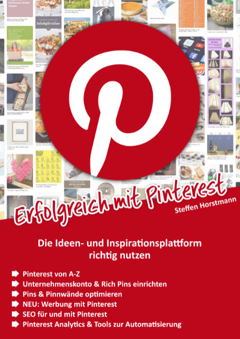 Pinterest Ebook Cover