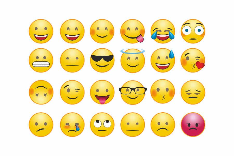 WahtsApp Smileys Emojis