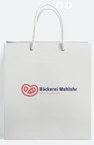 Wix Logo Maker Tasche