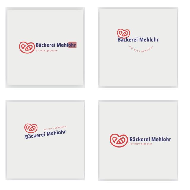 Wix Logo Maker Varianten
